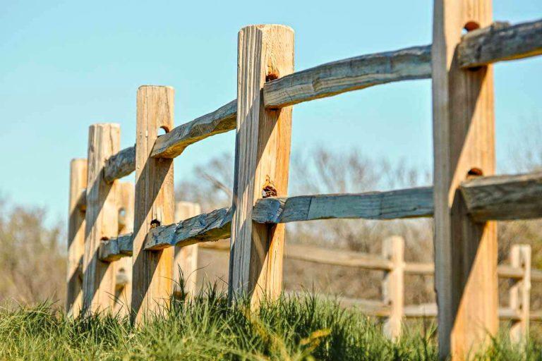 seaford fencing split rail fence