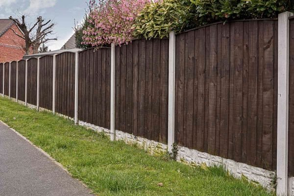 panel fencing installation and contractors